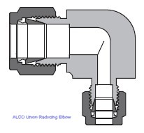 Union Reducing Elbow