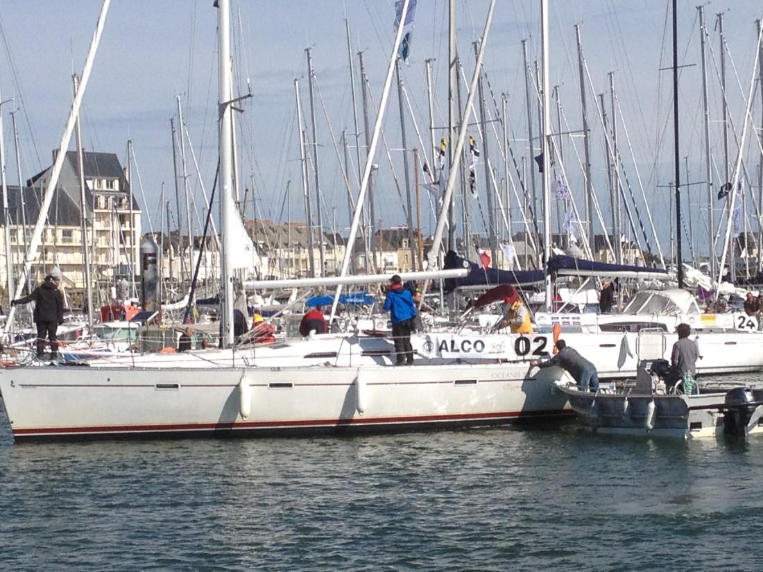 voilier sponsor Alco